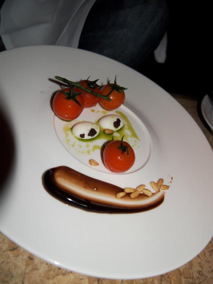 Gary's meal