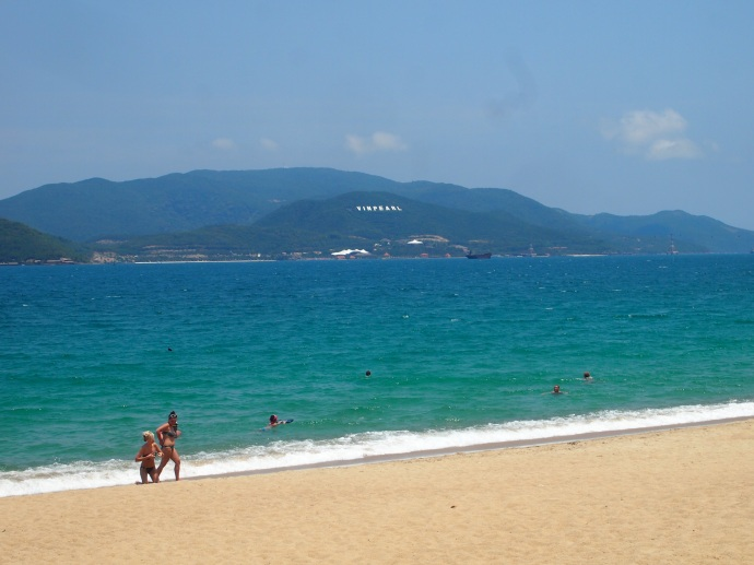 Dream Beach at Nha Trang