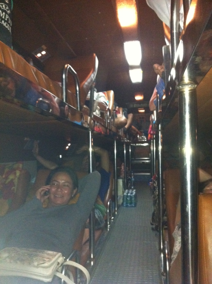 sleeper bus number 1